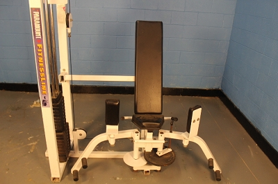 Paramount Adductor Abductor combo Machine (inner outer thigh) - used