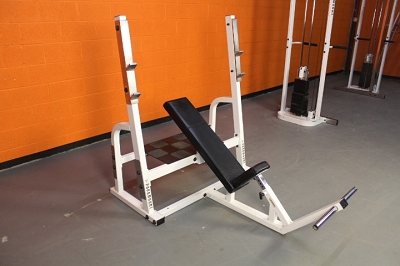Paramount Olympic Incline Bench - Used