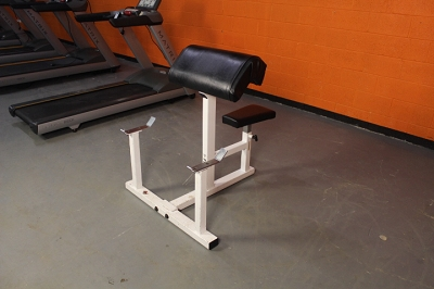 Paramount Preacher Curl Bench - Used