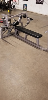 Precor Icarian FLITE Chest Press Plate Loaded - Used