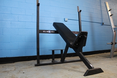 Pro Elite Olympic Incline Bench - Used