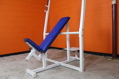 Pro Maxima Olympic Incline Bench - Used
