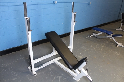 ProElite Olympic Incline Bench - Used