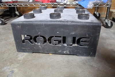 Rogue 9pc Bar Holder - Used