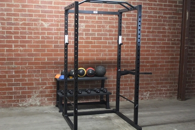 Rugged Fitness Power Cage - New