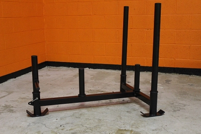 Rugged Fitness Push Pull weight Sled
