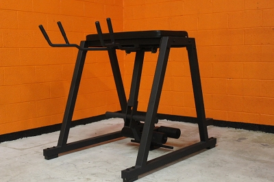 Reverse Hyper Bench - Rugged Fitness