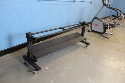 Rugged Fitness Rolling Multi storage rack - New