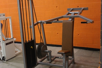 Selectorized Shoulder Press Machine - Used