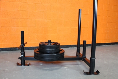 Sled and weights combo deal