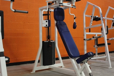 Star Trac/Flex Fitness Pec Fly Machine - Used