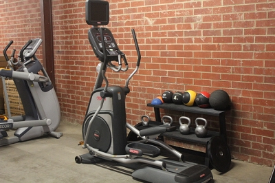 Star Trac Total Body Trainer E-Series with TV - used