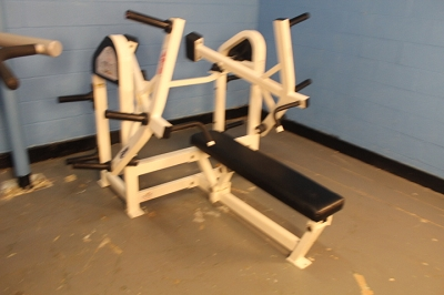 Strive Chest Press - Used