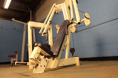 Trotter Galileo Chest Press - Used