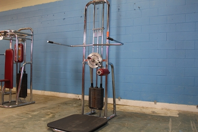 Universal Total Hip Machine - used