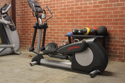 Life Fitness 95X Inspire Elliptical - Used