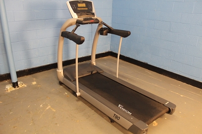 Vision T80 treadmill - used