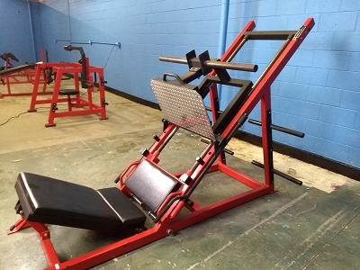 Williams Strength Linear Bearing Leg press - Used