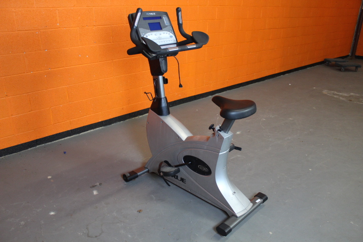 True PS900 Upright Bike - used