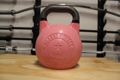 10kg Competition Kettlebell