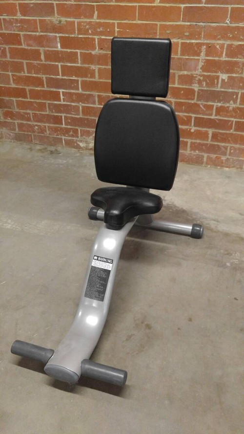 Seated Ergo Utility Bench - Ironclad