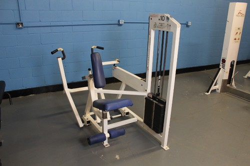 Body Masters Seated Row Machine - Used