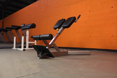 Inflight Hyper Extension Bench - Used
