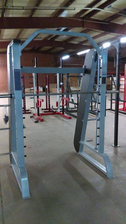 Smith Machine - Ironclad