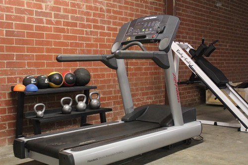 Life Fitness CLST Integrity Series Treadmill - Used