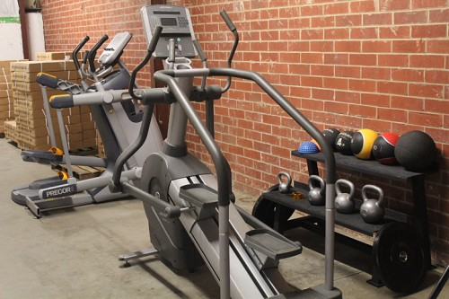 Life Fitness Summit Trainer - Used