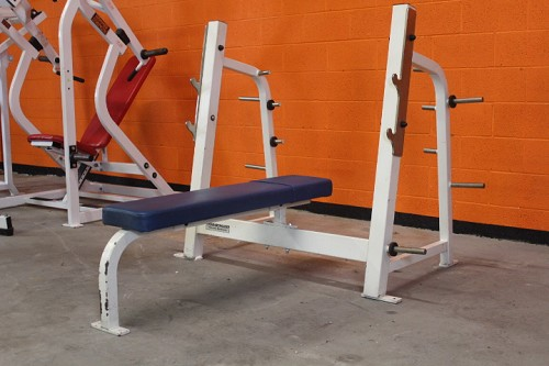 Magnum Olympic Flat Bench - Used