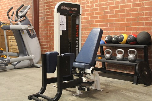 Magnum Outer Thigh Machine - Used