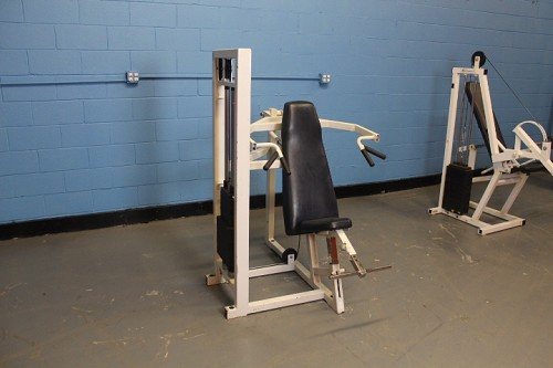 Multi Grip Shoulder Press - Used