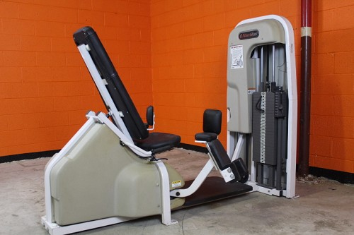 Hip Adduction - Nautilus 2nd Gen - Used