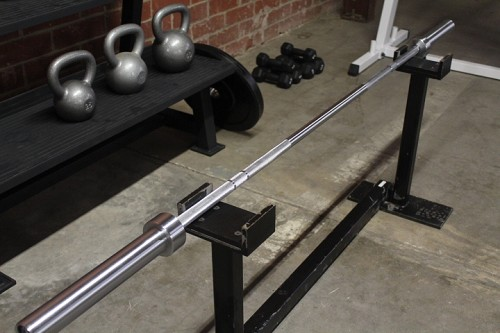 Rugged Fitness Women's Olympic Bar 35 lbs