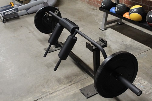 Cambered Safety Squat Bar