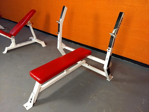 Bodymasters Olympic Flat Bench - Used