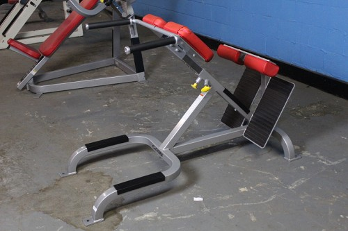 Cybex Hyper Extension Bench Used