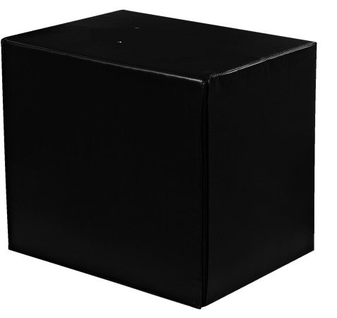 3 in 1 Black Foam Plyo Box