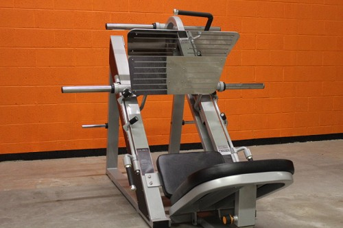 Ironclad Plate Loaded Leg Press