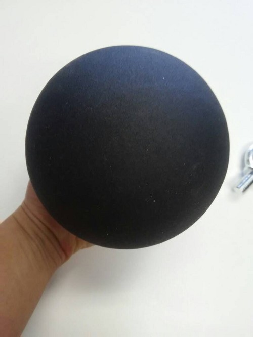 Loadable Shot Grip Ball