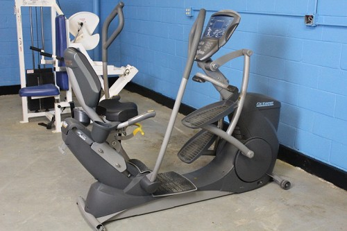 Octane X ride Seated Elliptical - Used