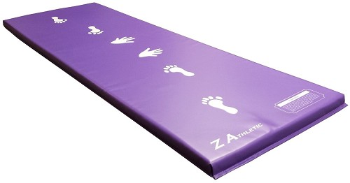 6'x2' NEW Purple Cartwheel Mat