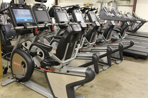 Star Trac E Series Recumbent with Touchscreen ERb-E