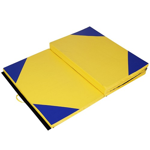 "4x10x2"" Yellow & Blue Panel Mat"
