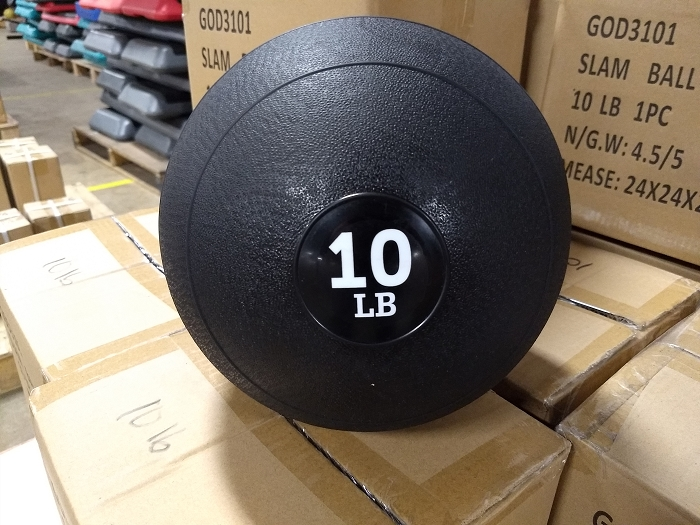 10lbs Slam ball - new