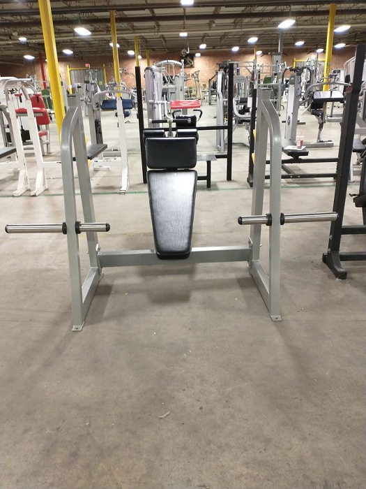 Ironclad Decline Olympic Bench - New