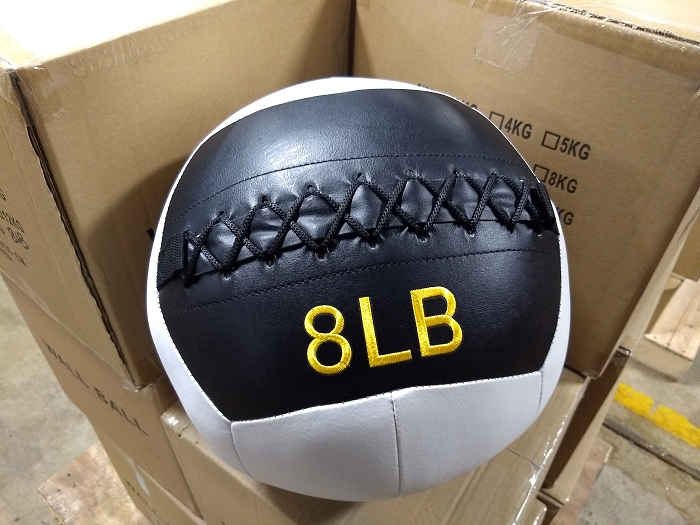 8lbs Wall ball - new