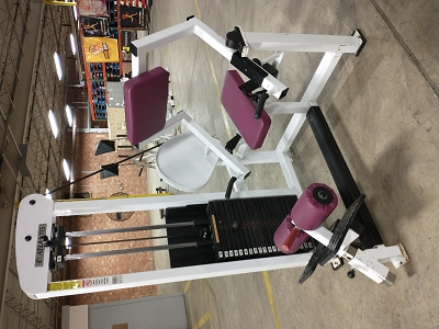 Atlantis Back Extension Machine - Used