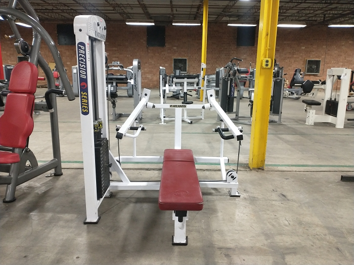 Atlantis Chest Press Machine - Used
